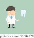 Doctor and teeth, Dentist 38084279