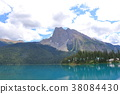 캐나다 에메랄드 호수 38084430