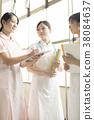 咨询的护士 38084637