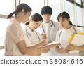 咨询的护士 38084646