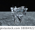 機器人 CG 電腦繪圖 38084922