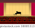 鋼琴 觀眾 聽眾 38085313