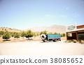 摩洛哥轨道停车区艺术沙漠干旱 38085652