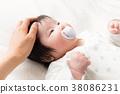 아기 젖꼭지 38086231