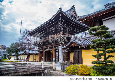 日本建築風景之美 The beauty of Japanese architecture 38087016