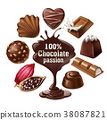 chocolate candy food 38087821