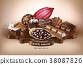 chocolate food candy 38087826