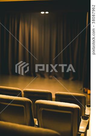 劇院 座位 座席 38087962