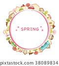 春天的街道 38089834