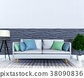 室内装饰 时尚 现代 38090836