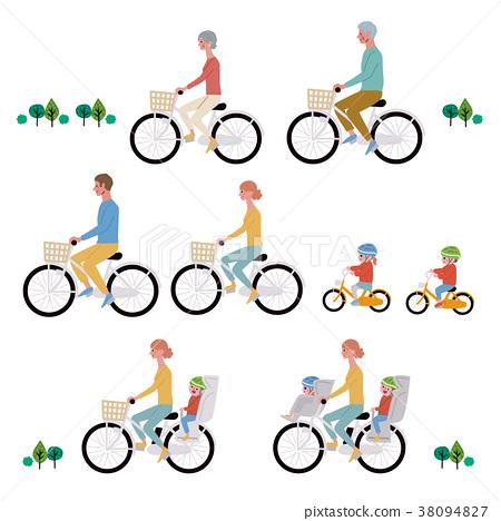 自行車例證集合 38094827