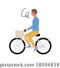 自行車 腳踏車 馬車 38094838