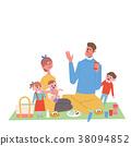野餐 小孩 兒童 38094852
