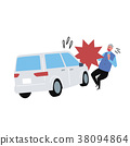 accident, casualty, car accident 38094864