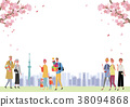 cherry blossom, cherry tree, cherry blossom viewing 38094868