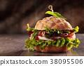 food sandwich italian 38095506