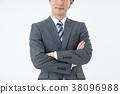 商務人士 商人 男性白領 38096988