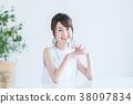 年輕 青春 女生 38097834