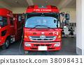 소방차, 소방, 화재진압 38098431