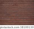 벽돌 타일 벽 38100130