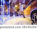 fashionable bright auto show  38100284