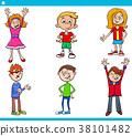boy child character 38101482