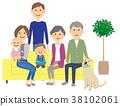 family, families, pet 38102061