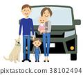 家庭 家族 家人 38102494