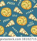 披萨 样式 模式 38102715