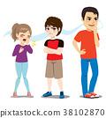 Passive Smoking Concept 38102870