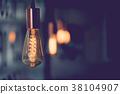 Vintage electric light 38104907