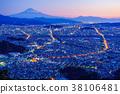 거리, 시즈오카시, 도시 풍경 38106481