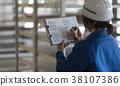 藍領工人 工人 作業員 38107386