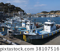 toshi-jima, fishing port, fishing boat 38107516