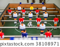 Table soccer or football game  38108971