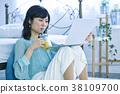 female, lady, woman 38109700
