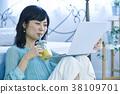 female, lady, woman 38109701