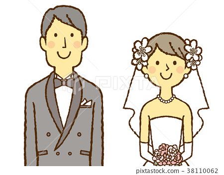 年輕 青春 婚禮 38110062