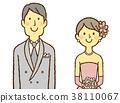 年輕 青春 婚禮 38110067
