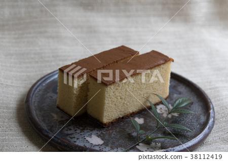 Castella Japanese sweets 38112419