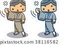 kimono, male, man 38116582