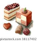 蛋糕 巧克力 喬科省 38117402