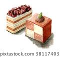 蛋糕 巧克力 喬科省 38117403