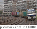 貨運列車 鐵道 鋼軌 38118081