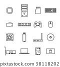 icon vector computer 38118202