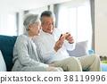 Senior couple 38119996