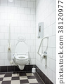 an disabled toilet 38120977
