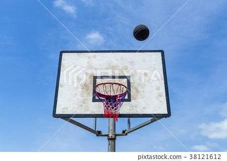 Basketball Board Hoop Net Ball Outdoors 38121612