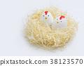 계란 일러스트 닭 38123570