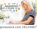 marketing, plan, market 38124867